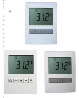 WDS091 Series Digital Wall Setter With One 4-Digit Line product photo